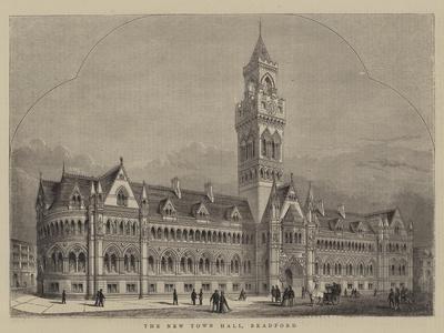 The New Town Hall, Bradford