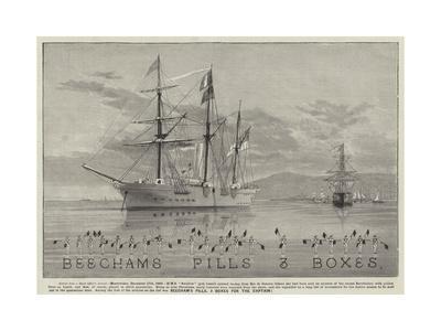 Advertisement, Beecham's Pills