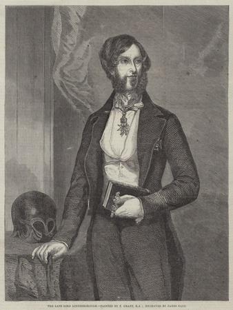 The Late Lord Londesborough