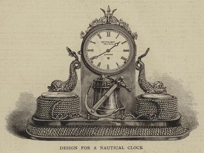 Design for a Nautical Clock