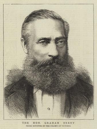 The Honourable Graham Berry