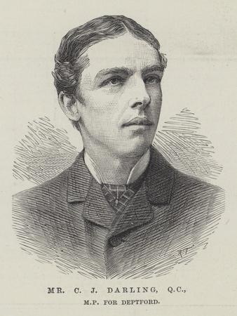 Mr C J Darling for Deptford