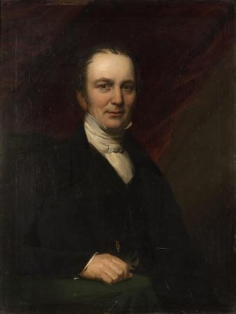Portrait of Robert Laidlaw
