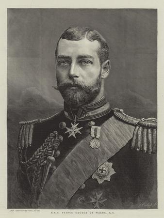 HRH Prince George of Wales