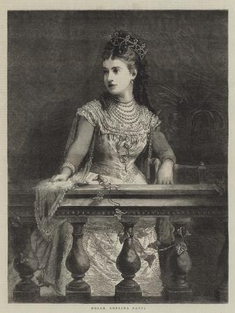Mademoiselle Adelina Patti