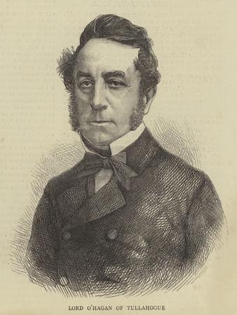 Lord O'Hagan of Tullahogue