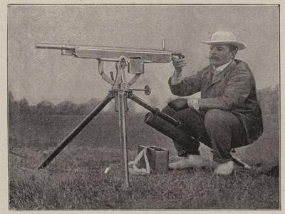 The Colt Automatic Gun