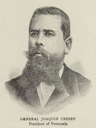 General Joaquin Crespo
