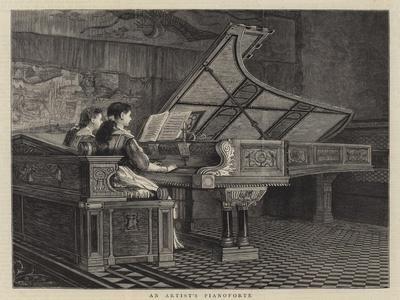 An Artist's Pianoforte