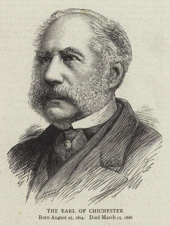The Earl of Chichester