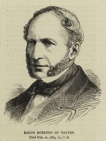 Baron Egerton of Tatton