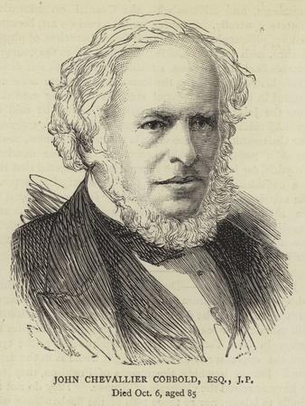 John Chevallier Cobbold