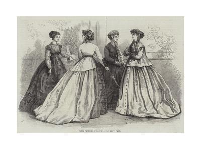 Paris Fashions for June