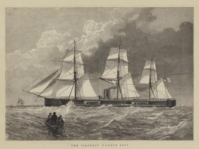 The Captain Turret Ship