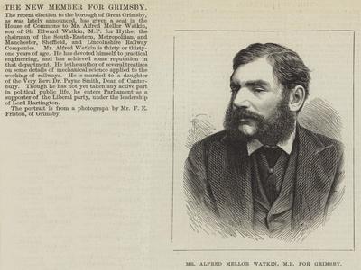Mr Alfred Mellor Watkin