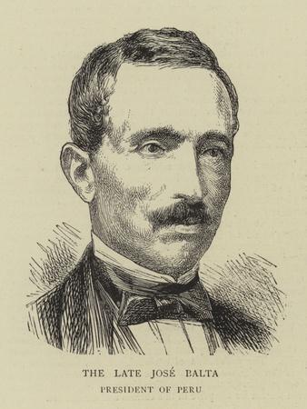 The Late Jose Balta