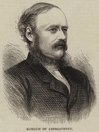 Marquis of Abergavenny