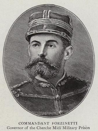 Commandant Forzinetti