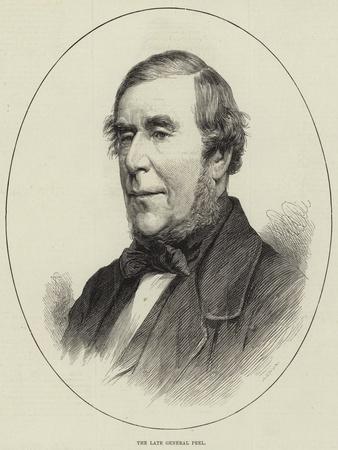 The Late General Peel