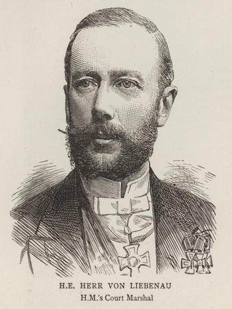 He Herr Von Liebenau