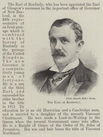 The Earl of Ranfurly
