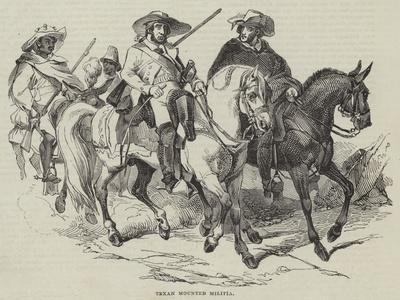 Texan Mounted Militia