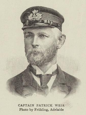 Captain Patrick Weir