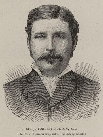Sir J Forrest Fulton