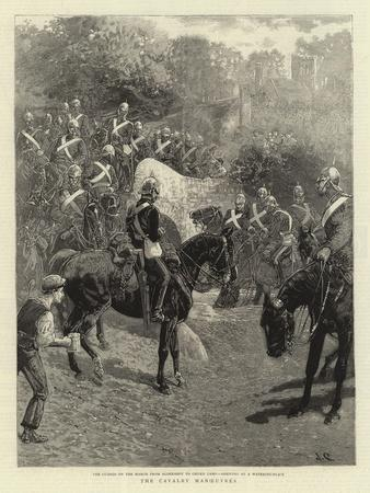 The Cavalry Manoeuvres