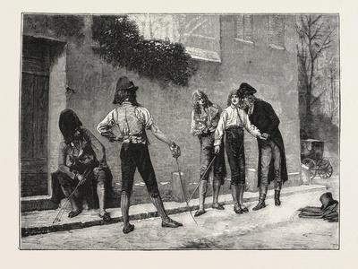 A First Affair, 1876
