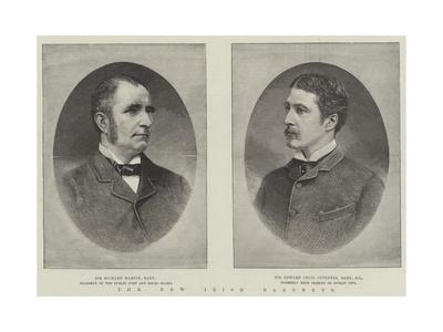 The New Irish Baronets