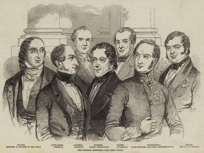 The Prussian Ministers