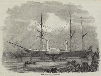 The Bentinck Steamer