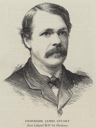 Professor James Stuart