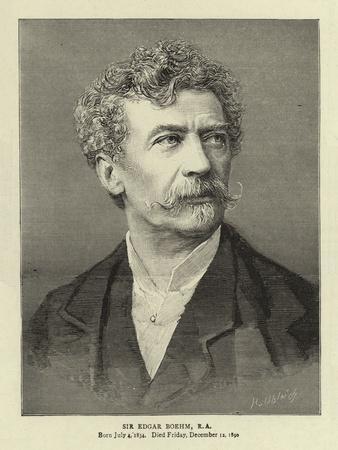 Sir Edgar Boehm, Ra