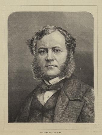 The Duke of Richmond