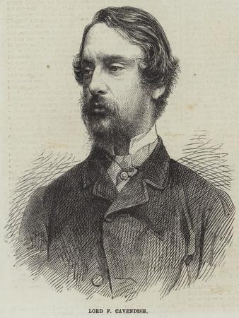 Lord F Cavendish