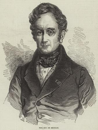 The Duc De Broglie