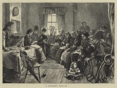 A Mothers' Meeting