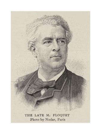 The Late M Floquet