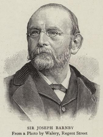 Sir Joseph Barnby