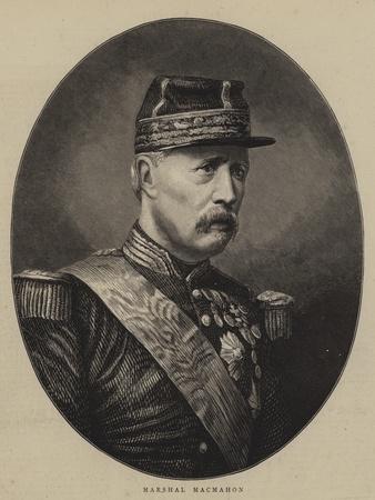 Marshal Macmahon