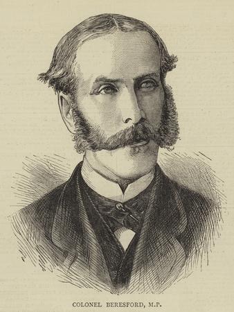 Colonel Beresford