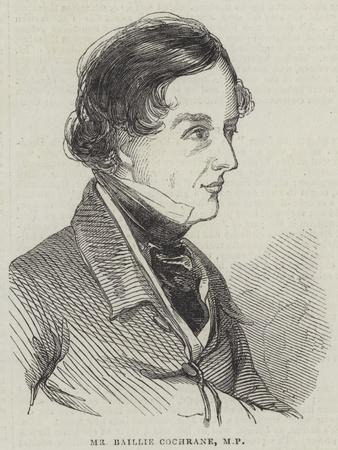 Mr Baillie Cochrane