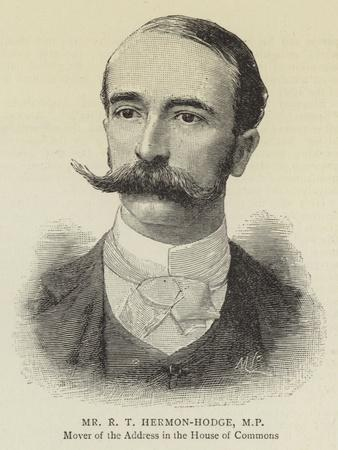 Mr R T Hermon-Hodge
