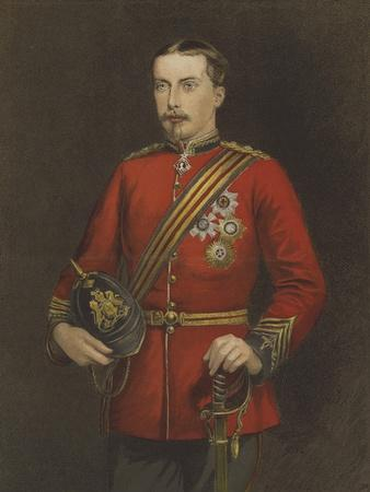 The Duke of Albany