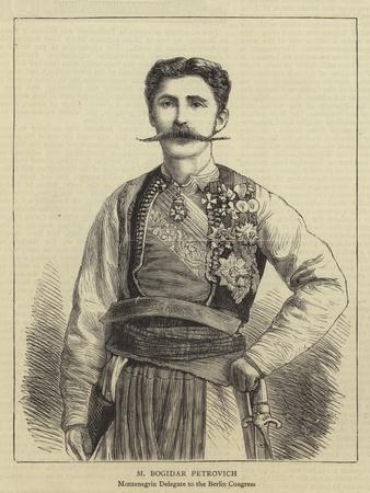 M Bogidar Petrovich