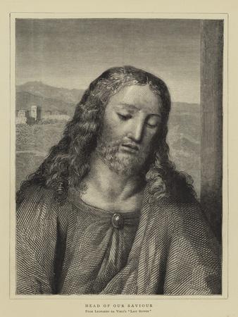 Head of Our Saviour