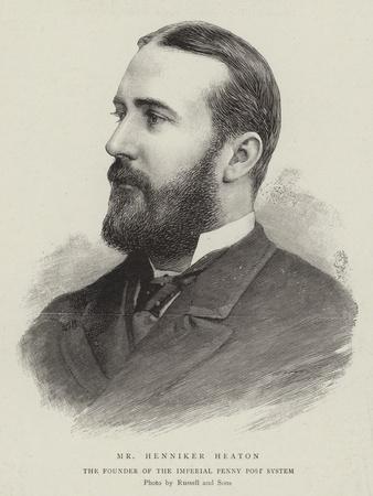 Mr Henniker Heaton