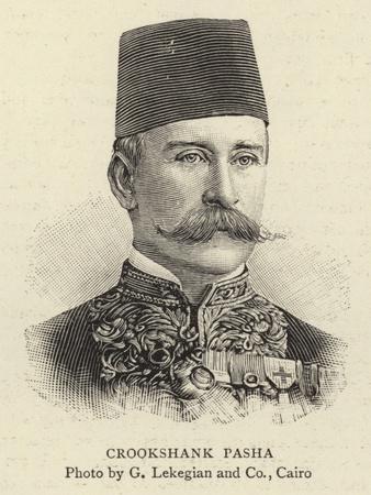 Crookshank Pasha